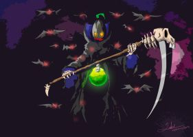 Gomess (color) zelda Majoras Mask by YeraldReloaded