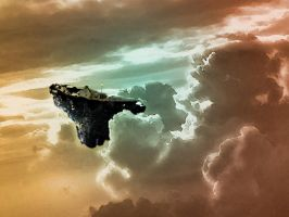 1st Matte painting by Wisa