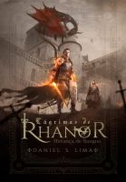 Book Cover - Lagrimas de Rhanor by MirellaSantana