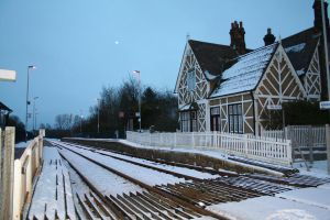 Millbrook Station and Crossing by tammyins
