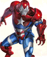 Iron Patriot by megasonic002