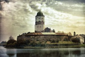 Vyborg Castle by caie143