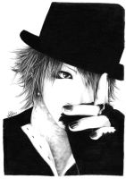 Ruki - GazettE .5. by Kyunai