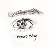 Gerard's quote by Keep-on-Living