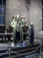 Hagrids Costume Also Filch by hellonlegs