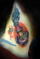 Some poison for Rich by tatuato