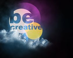 be creative wallpaper by madazulu