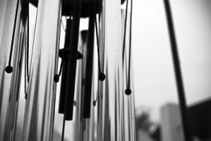 wind chime 2 by alyssvisuals