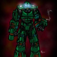 Battlesuit EarlyMid 2000s by gaminglord