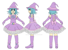 Matilda Witch Attire 1 TAS +  Profile by Cassyhattori63