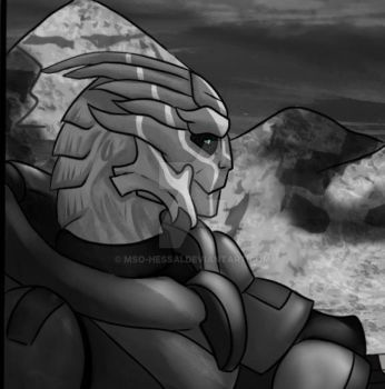 -Fancomic preview- by MSO-Hessai