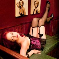 Pin Up Dream by ElektraSaintClaire