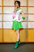 Sailor Jupiter by Lightning--Baron