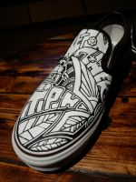 Miguel's Shoes 4 by Mymakao