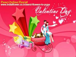 Pune Online Florist | Send Flowers And Gifts by ValentineDayGifts