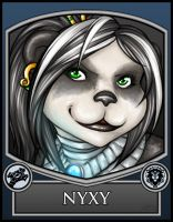 BC2013 Badge Nyxy by Noxychu