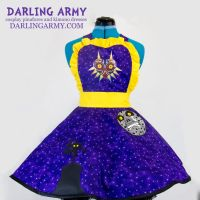 Majora's Mask Legend of Zelda Cosplay Pinafore by DarlingArmy