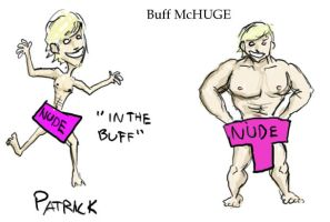Buff McHuge by Sterfry7