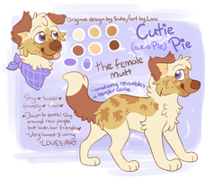 cutie pie by louberri