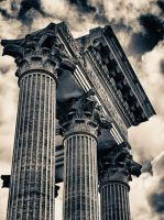 Old roman remains III by schlafengehen