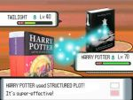 Harry Potter Super Effective by Twisted-Paopu