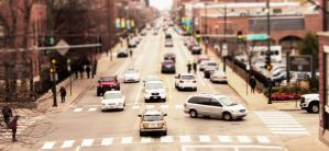 Tilt-Shift Cars by talim556