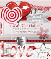 Love is in the air by Stellas-Creations