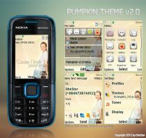Pumpkin S40 v2.0 by ghoster76