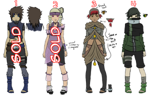 Any Village Female Naruto Adoptable [CLOSED] by ayysis