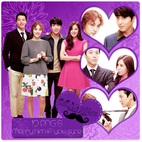 Pack PNG Marry Him If You Dare (Dorama) by GAJMEditions