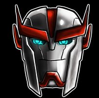 Ratchet  Helm by Laserbot