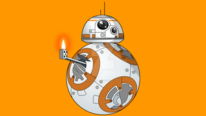 BB8 Likes by real-hybridjunkie