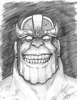 THANOS by freddylupus