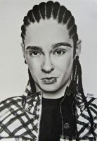 TH - Tom Kaulitz by esTHer-duraes