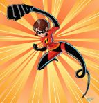 Mrs. Incredible by ArtistAbe