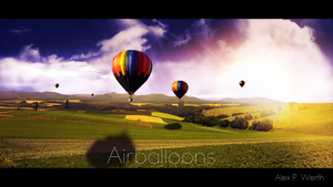 Airballoons by axelwurth