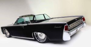1963-lincoln-continental-convertibl by raymondpicasso