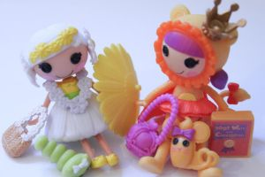 Lalaloopsy Little Minis 2 by apparate