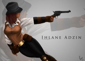 Ihlane Adzin by CaptainByte