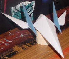 Arwing by paperart