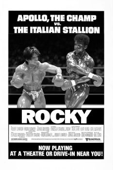 Rocky Poster for Fun by AFCombat