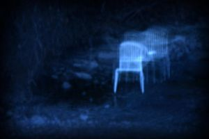 Ghost Chair by creeperdude