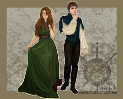 We are Aes Sedai by unefleur