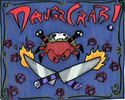 DANGER CRAB by EatToast