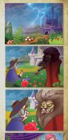 Beauty And The Beast part 1 by darkodordevic