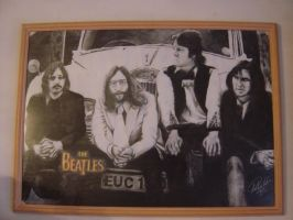 The Beatles Car by holiveira