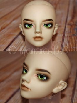 Face-up commission #74 by Kyanara