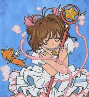 Card Captor Sakura PAINT by LGhost