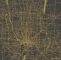 Columbus by MapMapMaps