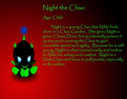 Sonic's Legacy Night the Chao by xXStoryWolfXx